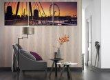 Grossist-hohe Auflösung-kundenspezifische Segeltuch-Kunst-Drucke für Wand-Dekoration