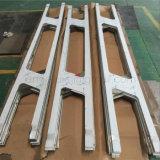 Het Scheren van de levering de Buigende het Stempelen van het Knipsel van de Laser Vervaardiging van het Blad van het Roestvrij staal van de Douane van de Dienst