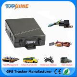 Os motociclos impermeável Carro Rastreador GPS com bloqueio do sinal GSM