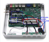 인텔 코어 일곱번째 세대 작은 형태 인자 컴퓨터 I5 7200u 기억 장치 8GB USB 외부 GPS