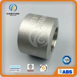 Protezione forgiata della saldatura dello zoccolo della protezione ASME B16.11 dell'acciaio inossidabile dei montaggi (KT0537)