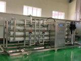 Equipo del tratamiento de aguas del acero inoxidable