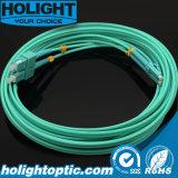 El LC Sc Om3 Cable de fibra óptica