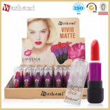 Washami Fashion Color Maquillage Cosmétiques Lip Stick Vente en gros