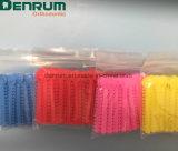 Denrumの高い伸縮性歯科矯正学のエラストマー力O/のOリング
