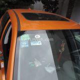 Windschutzscheiben-Kennsatzmarke Fahrzeugmanagement Ausländer 9662 UHFRFID