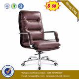Presidenza esecutiva dell'alto ufficio di base metallica comodo del cuoio posteriore (HX-BC023)