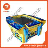 Máquina do casino do jogo da pesca da batida do leão