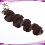 Волосы выдвижений 2# Remy волос цвета объемной волны верхнего качества бразильские