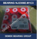 Alta calidad de rodamiento de rodillos cilíndricos NJ2306 E. M1C3 con jaula de latón