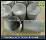 Alambre de acero inoxidable de malla de filtro Cilindro / alambre de malla del tamiz