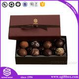 Paquete de embalaje de regalo Paquete de papel Paquete de embalaje de chocolate