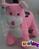 ピンクマウスのための大型の歩く動物車