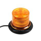 10V ~ 110V le gyrophare flash LED lumière orange d'avertissement