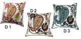 Katoen Pilow van de Manier van het Kussen van het borduurwerk het Decoratieve (ypl-479)