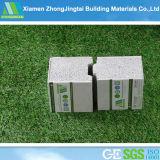 Construcción rápida Textura de la tarjeta de aislamiento de espuma de poliestireno interior de la pared decorativos