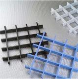 0.5mm 간격 현대 절연제 금속 격자