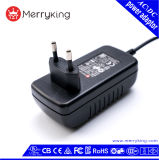 Adaptador certificado En61558 de la corriente continua de la CA del Ce En60950 5V 5A