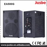 Jusbe Ea-580g 60 Watts 4 Ohm 2.0 Active bluetooth Speaker Caixa de som caixa de madeira Speaker Studio