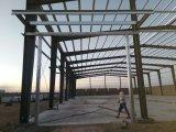 Entrepôt et atelier en acier de niveau élevé, cloche d'acier et constructions