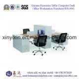 Просто мебель рабочей станции офиса стола офиса штата самомоднейшая (WS-08#)