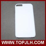 avec le boîtier pc adhésif de sublimation de garniture intérieure en métal pour l'iPhone 6/6s