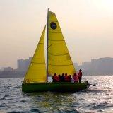Le PRF Sailing Yacht berceau