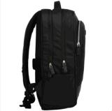 Trouxa ocasional do ombro do saco do portátil do saco de ombro de 15.6 polegadas para o negócio