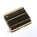 Золото коробки завальцовки сигареты металла