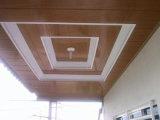 Более дешевый строительный материал для нутряного PVC украшения потолка обшивает панелями потолок PVC и панель стены
