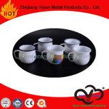 Tasse à thé personnalisée à café / thé / eau émaillée