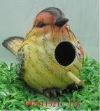 عصفور مغذّ حمام حديقة حرفة حلية أثاث لازم