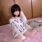 人の性のおもちゃのための人工的な猫が付いている愛人形