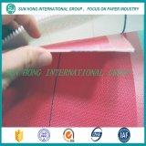 Pantalla de secador de hilo plano para hacer papel