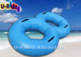 Tubo dell'acqua del doppio anello della tela incatramata del PVC per la sosta dell'acqua