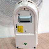Ventilatore elettrico ricaricabile della parete da 16 pollici con telecomando