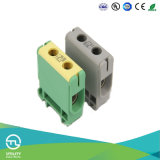 Al / Cu de 35 a 240 mm Conductores eléctricos de plástico Bloques terminales
