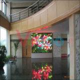Écran d'intérieur polychrome 7.62mm d'Afficheur LED de Vg HD