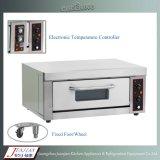Gas/horno eléctrico de la pizza para el pan de la hornada
