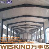 Het Pakhuis/de Workshop van de Bouw van het Frame van het Staal van de Structuur van het staal