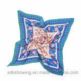 Silk Digital gedruckter Schal der Qualitäts-100% für Damen
