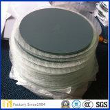 Hoja 4m m de plata grande del espejo de la cantidad 2m m 3m m para el importador y el distribuidor