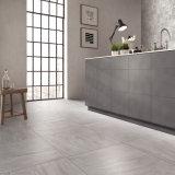 Japanish Nuevo estilo de color gris cemento baldosas para pisos