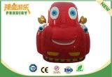 Het muntstuk stelde de Elektrische OnderwijsMachine van de Arcade van het Stuk speelgoed voor Kleuterschool in werking
