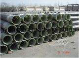 Anti fibre de verre de fuite ou pipes de FRP ou de GRP