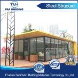 모듈 디자인에 있는 최고 수준 Eco 친절한 Prefabricated 콘테이너 집