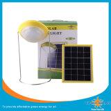 Lâmpada de mão solar com FM/MP3