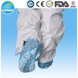 Cubiertas disponibles del zapato de los PP del Nonwoven con el certificado de la ISO del Ce