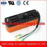 高品質のHeliのフォークリフトフォークリフト12Vのための前部回転ランプライト