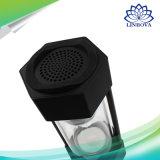 Altoparlante portatile di Bluetooth della clessidra di multimedia con il cambiamento di colore chiaro del LED
